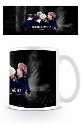 BTS - Together We Fly Mug, 300ml