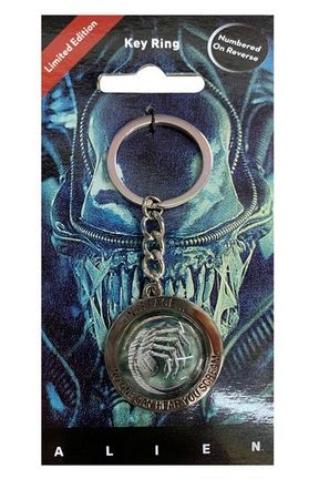 Alien - In Space No One Can Hear You Scream Keychain