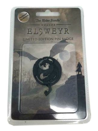 Elder Scrolls Online: Elsweyr - Limited Edition Pin Badge