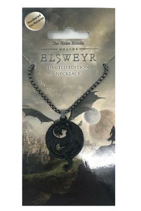 Elder Scrolls Online: Elsweyr - Limited Edition Necklace