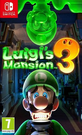 SWITCH Luigi's Mansion 3