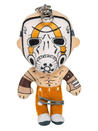 Borderlands 3 - Psycho Plush Keyring