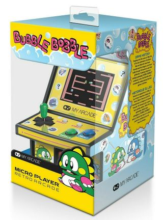 My Arcade - Bubble Bobble Micro Player Retro Arcade