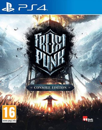 PS4 Frostpunk: Console Edition