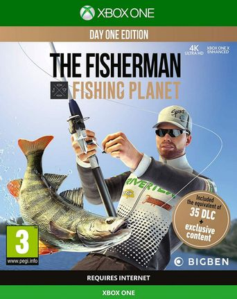 Xbox One Fisherman - Fishing Planet Day One Edition