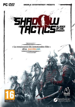 PC Shadow Tactics: Blades of the Shogun