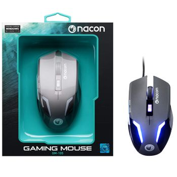 Nacon GM-105 Optical Gaming Mouse Wired (PC)