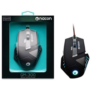 Nacon GM-300 Optical Gaming Mouse Wired (PC)