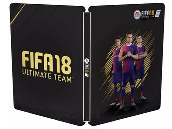 FIFA 18 - Steelbook Only