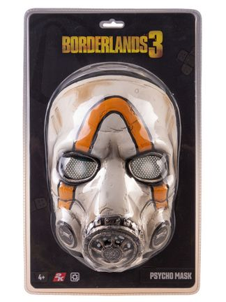 Borderlands 3 - Psycho Mask Replica