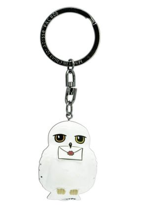 Harry Potter - Hedwig 3D Keychain