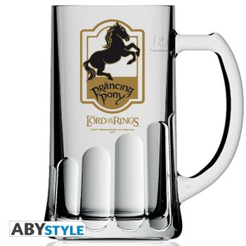 Lord of the Rings - Prancing Pony Tankard, 500ml