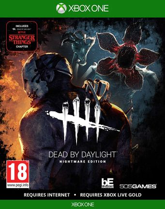 Xbox One Dead By Daylight Nightmare Edition incl. Stranger Things Chapter