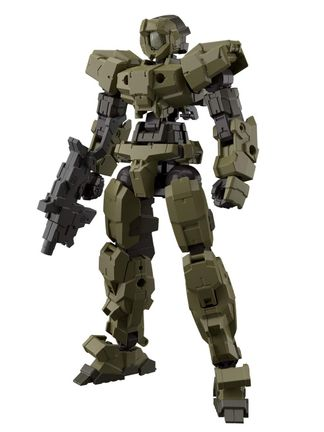 30 Minutes Missions - eEXM-17 Alto (Green) Model Kit, 1:144 Scale