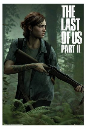 Poster Last of Us Part II - Ellie , 61x91.5cm