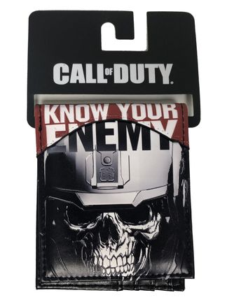 Call of Duty - Know Your Enemy Bi-Fold Wallet