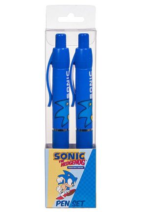 Sonic The Hedgehog - Pens 2-Pack
