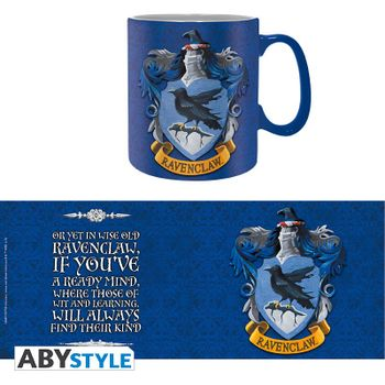 Harry Potter - Ravenclaw Mug (Abysse), 460ml