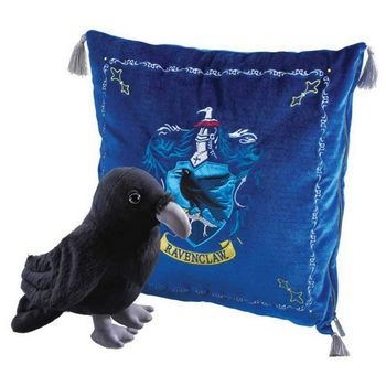 Harry Potter - Ravenclaw House Mascot Plush and Cushion
