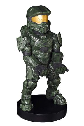 Cable Guys: Halo - Master Chief, Phone and Controller Holder incl. Micro USB Cable