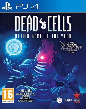 PS4 Dead Cells Action Game of the Year