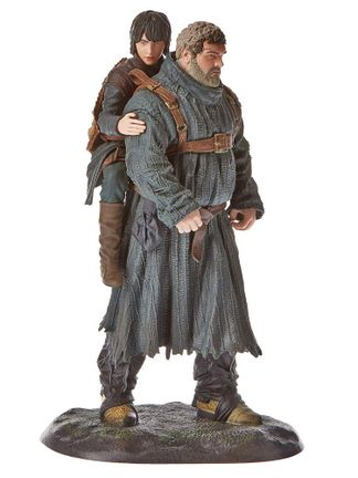 Game of Thrones - Hodor and Bran Figure, 25cm