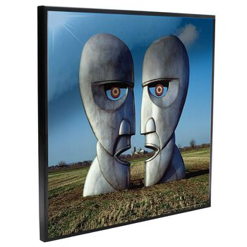 Crystal Clear Picture: Pink Floyd - The Division Bell, 32x32cm