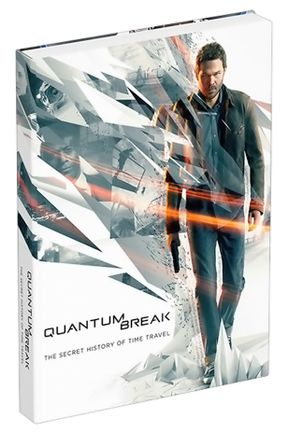 Art Book - Quantum Break: The Secret History of Time Travel