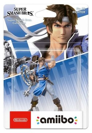 Amiibo Super Smash Bros. - Richter