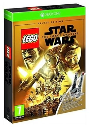 Xbox One LEGO Star Wars: The Force Awakens Deluxe Edition incl. Kylo Ren Command Shuttle Minifigure