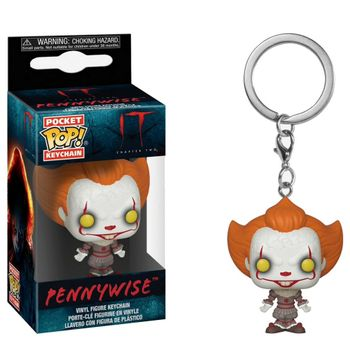 POP! Pocket Keychain: It Chapter Two - Pennywise