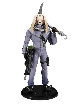 Fortnite: McFarlane Toys - Nitehare Action Figure, 18cm