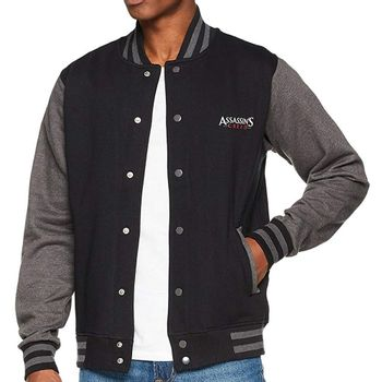 Jacket Assassin's Creed - Crest, Black/Grey Size M