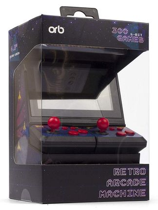 ORB Retro 2 Player Arcade Machine incl. 300 Games