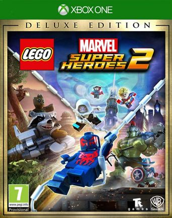 Xbox One LEGO Marvel Super Heroes 2 Deluxe Edition incl. Season Pass