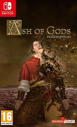 SWITCH Ash of Gods: Redemption