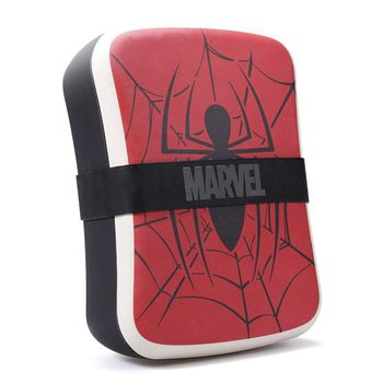 Marvel - Spider-Man Bamboo Lunch Box