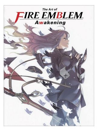 Dark Horse - The Art of Fire Emblem Awakening, 320 Pages