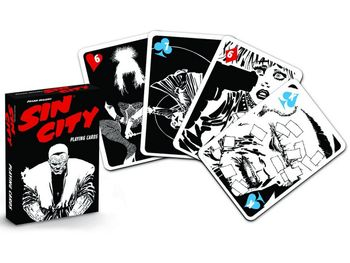 Playing Cards - Sin City