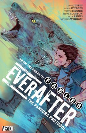 Comics Vertigo: Everafter Vol 1 - The Pandora Protocol, Paperback