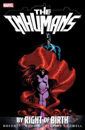 Comics Marvel: Inhumans - By Right of Birth, Paperback