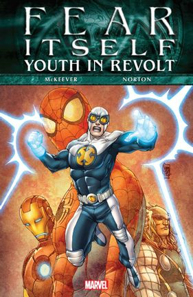Comics Marvel: Fear Itself - Youth in Revolt, Hardcover