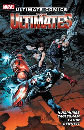 Comics Marvel: Ultimate Comics Vol 1 - Ultimates, Paperback