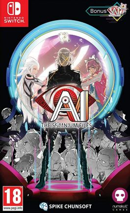 SWITCH AI: The Somnium Files