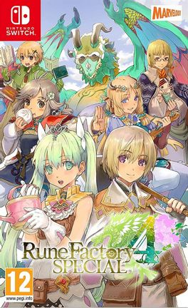 SWITCH Rune Factory 4 Special