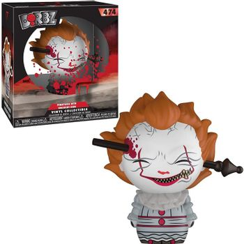 DORBZ It - Pennywise with Wrought Iron Limited Edition Vinyl Collectible