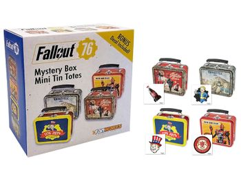 Mini Tin Tote - Fallout 76 Blind Box