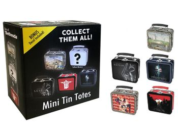 Mini Tin Tote - Best of Bethesda Blind Box