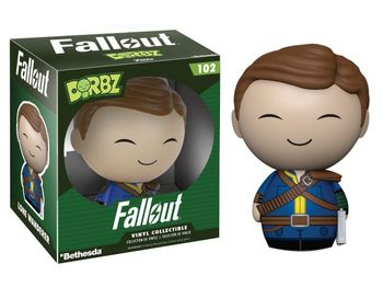 DORBZ Fallout - Lone Wanderer Vinyl Collectible