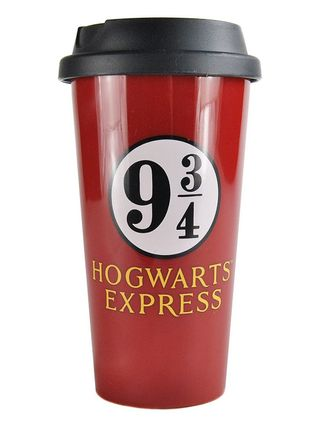 Harry Potter - Hogwarts Express Plastic Travel Mug, 450ml